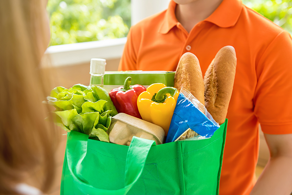 Grocery Delivery Service in Vacation Rental